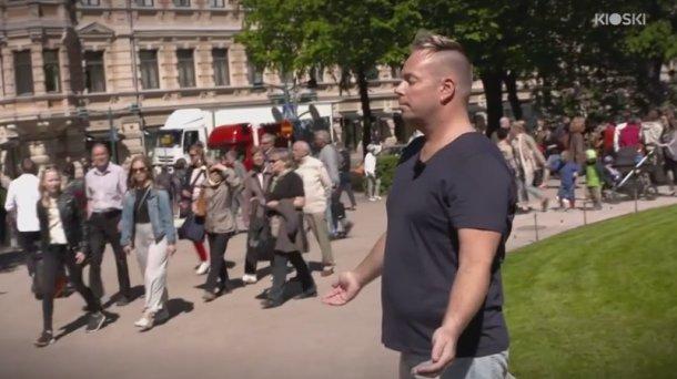 Eksperyment na ulicach Helsinek