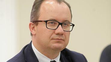 Rzecznik praw obywatelskich Adam Bodnar. Białystok, 11 kwietnia 2019