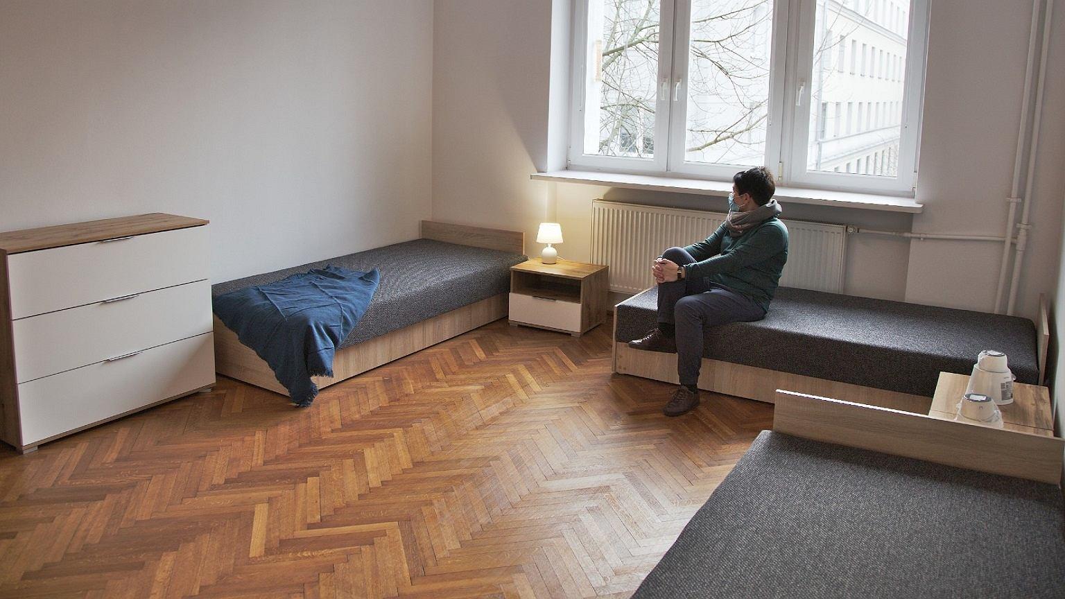 W mieszkaniach chronionych treningowych osoby chorujące psychicznie uczą się samodzielnego życia
