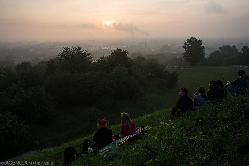 Przesilenie letnie 2018 - lato 2018