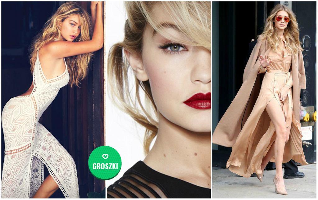 Gigi Hadid - zainspiruj się stylem modelki