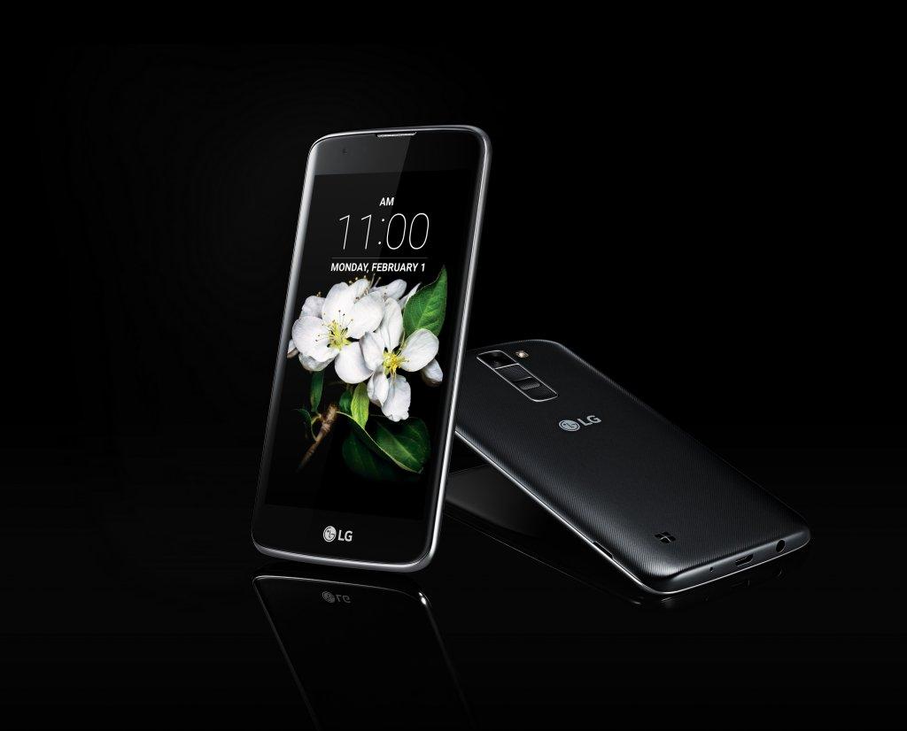 Nowe smartfony LG z linii K