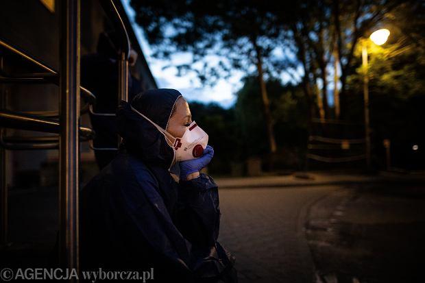 Najlepsze zdjęcia fotoreporterów Gazety Wyborczej - 2020 r.