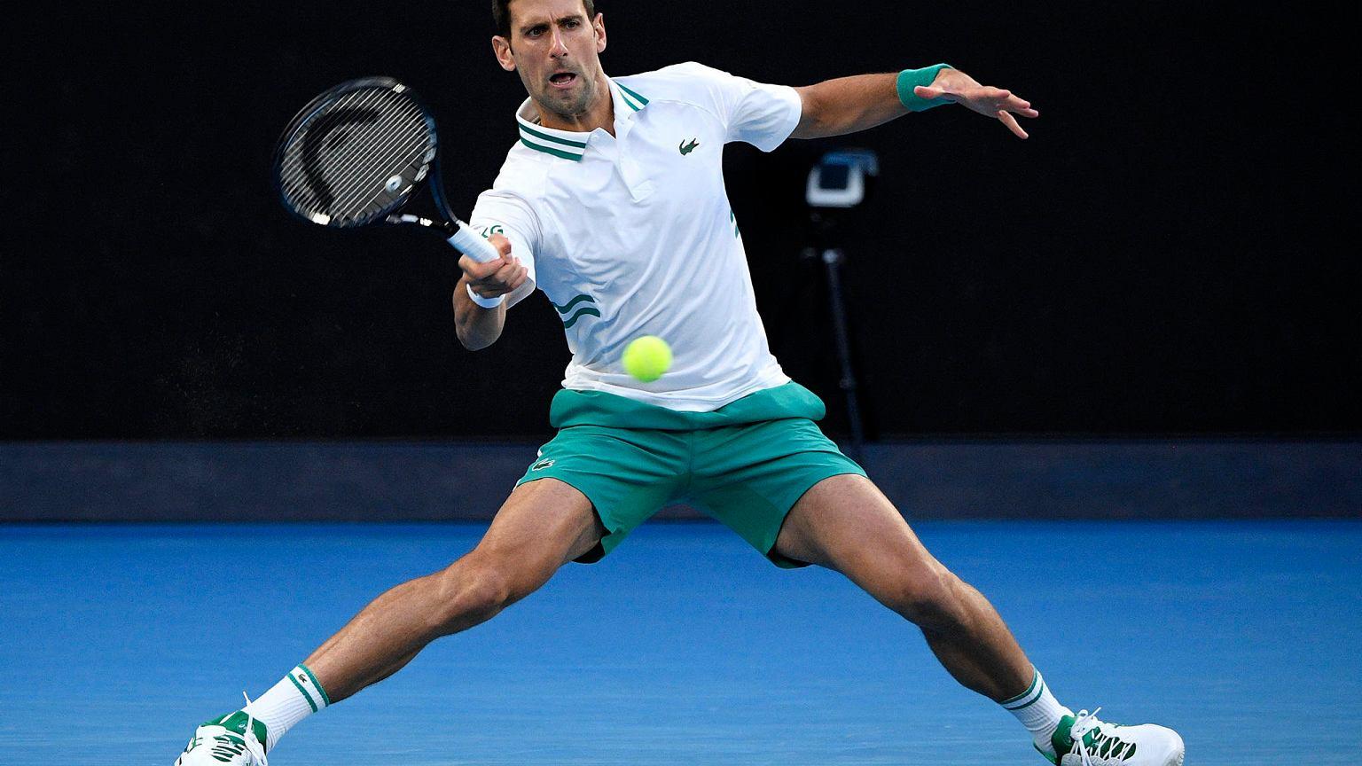 Kolejny tenisista wycofuje się z turnieju tenisa w Miami 2021