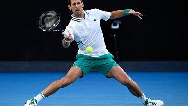 Novak Djoković w finale Australian Open