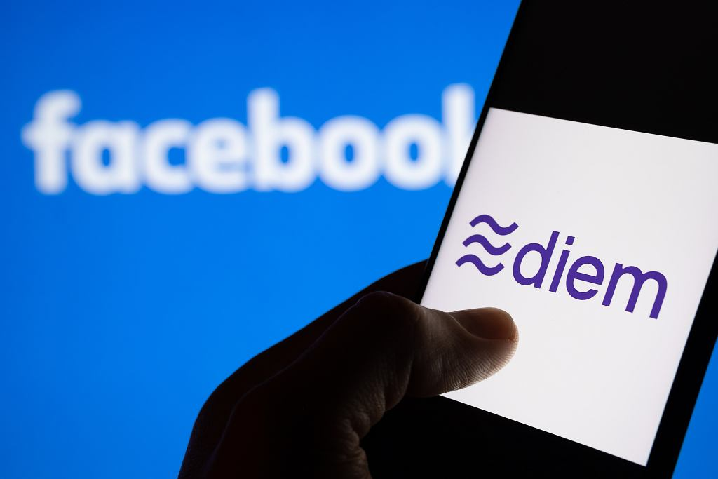 Diem, kryptowaluta Facebooka