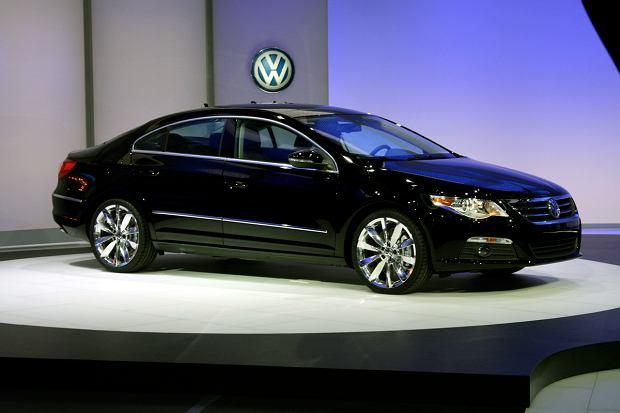 VW Passat CC.