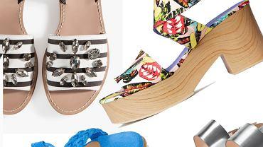 Połowa wakacji to dobry moment na zakup sandałów z wyprzedaży. Wybrałyśmy dla Was modele na płaskiej podeszwie, koturnie oraz szerokim obcasie. Wśród naszych faworytów znajdziecie zarówno sandały minimalistyczne, jak i te ozdobione modnymi, zwierzęcymi wzorami. Sprawdźcie, czy znajdziecie coś dla siebie!