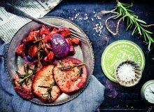 Casserole warzywne i kotlety cielęce - ugotuj