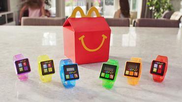 """Opaski """"Step-it"""" w ofercie McDonald's"""