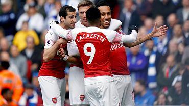 FC Barcelona chce pozyskać gwiazdę Arsenalu