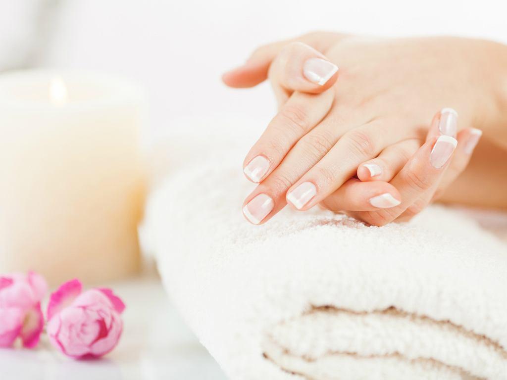 Detox manicure