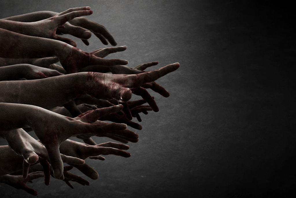 Filmy o epidemii zazwyczaj opowiadają historię wirusa przemieniającego ludzi w zombie. Zdjęcie ilustracyjne, FOTOKITA/shutterstock.com