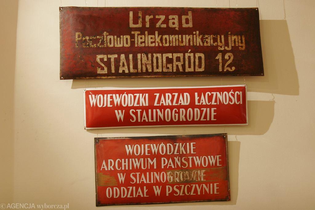 Wystawa w Muzeum Historii Katowice