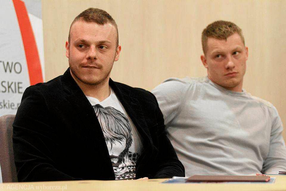 Adrian i Tomasz Zielińscy