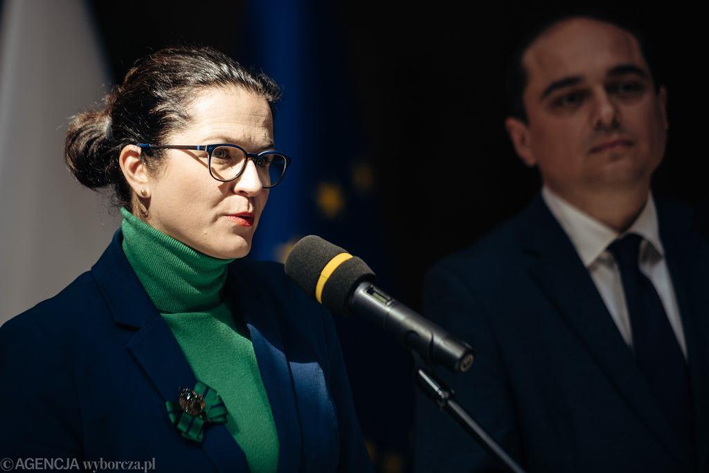 Spór o Westerplatte. Aleksandra Dulkiewicz komentuje projekt ustawy PiS