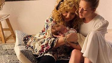 Magda Gessler, Lara Gessler z córką