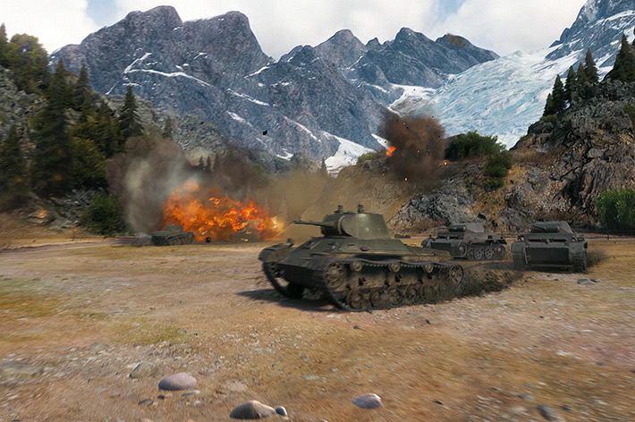 Prowadź historyczne bitwy czołgów i zdobywaj nagrody! Jak? Rejestrując się na World of Tanks!
