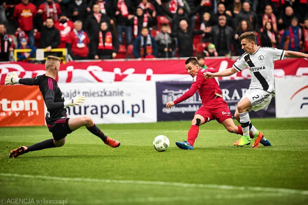 Widzew - Legia II 3:0