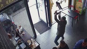 Napad na bar Zahir Kebab