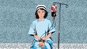 Branie zwolnienia było uważane za nietakt. Starałyśmy się tak pracować, by braki nie były odczuwalne. A skoro pielęgniarki sobie radzą, to po co zatrudniać więcej?