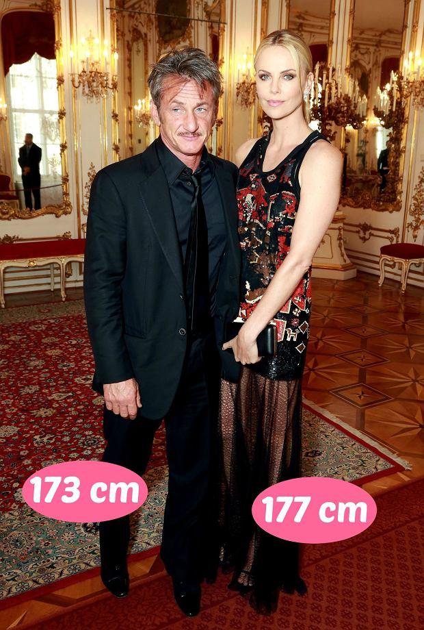 Zdjęcie numer 11 w galerii - Agnieszka Woźniak-Starak jest wyższa od męża prawie o głowę, ale rekordu nie ustanowiła. Te gwiazdy zakochały się w niższych partnerach