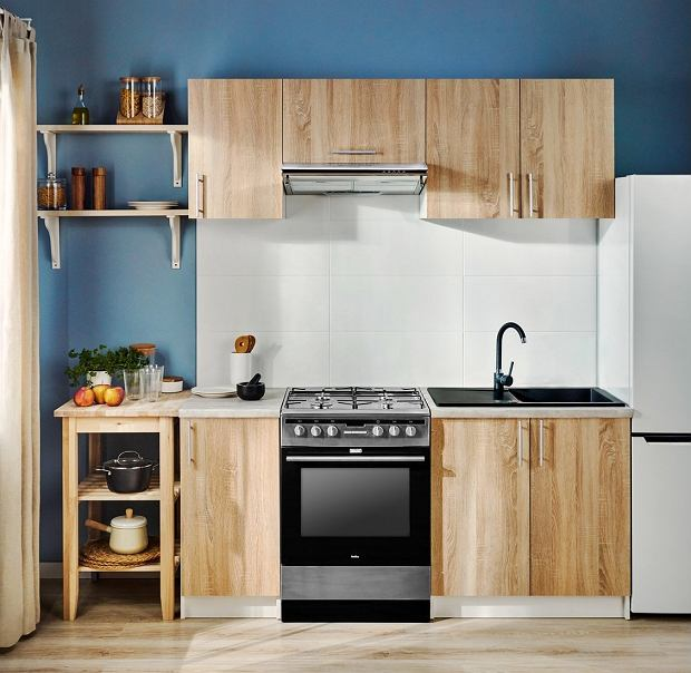 Okap kuchenny do małej kuchni