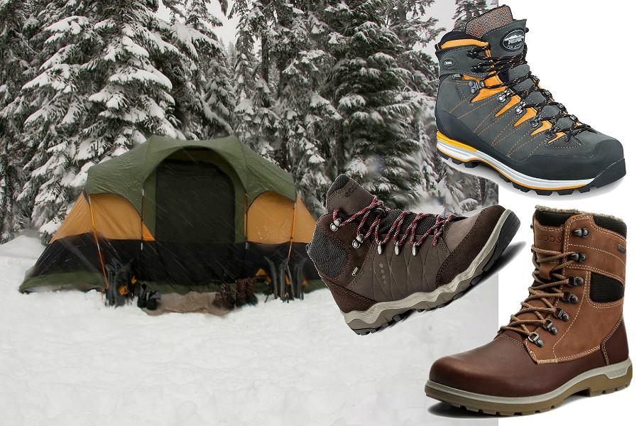 Zimowy survival  - buty / fot. pixabay / materiały partnerów