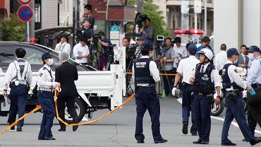 Atak nożownika w Kawasaki