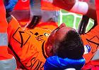 """""""Dziękuję legendo!"""". Stefano Sorrentino odpowiedział na wiadomość Cristiano Ronaldo"""