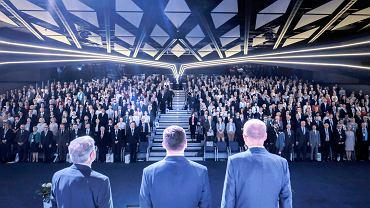 1 czerwca 2019 r. II Kongres Prawników Polskich w Poznaniu. W spotkaniu na terenie Międzynarodowych Targów Poznańskich uczestniczyło kilkaset osób, głównie adwokaci, radcowie prawni i sędziowie