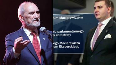 Antonie Macierewicz, Bartłomiej Misiewicz
