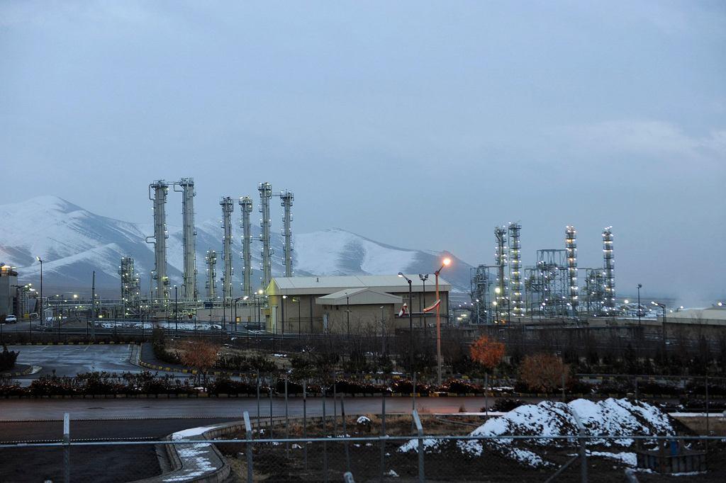 Iran twierdzi, że incydent w ośrodku nuklearnym był spowodowany 'atakiem terrorystycznym'
