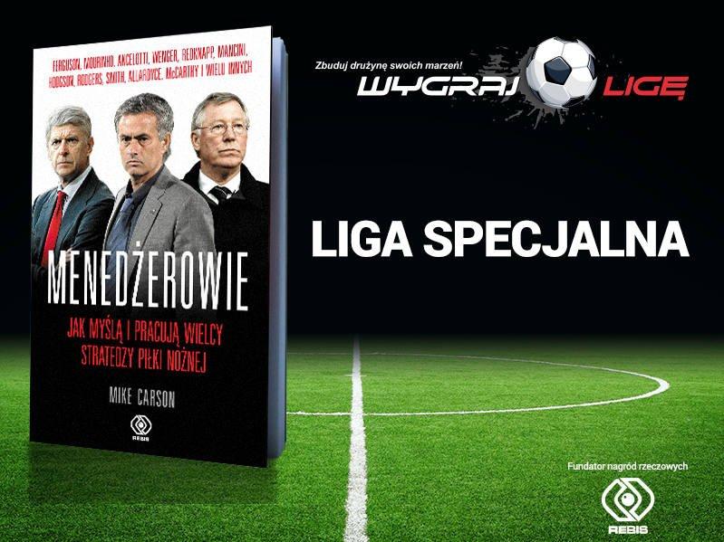 Liga Specjalna w Wygraj Ligę na 23. kolejkę Ekstraklasy