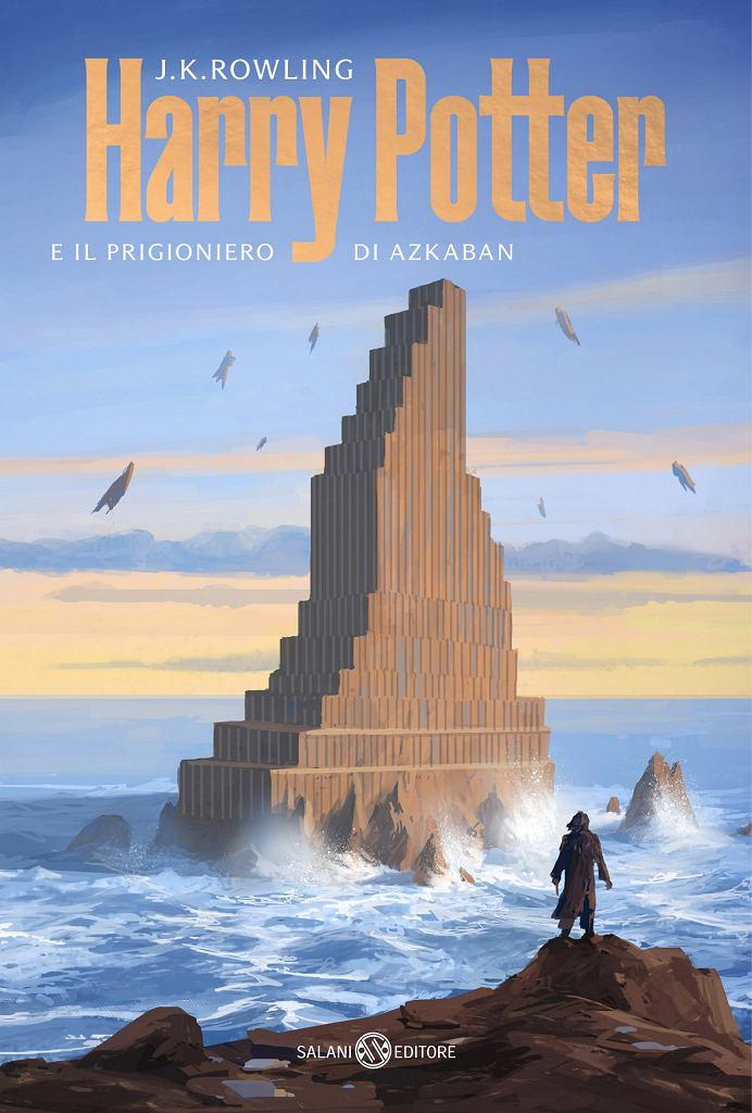 Włoskie wydanie 'Harry Potter i Więzień Azkabanu'
