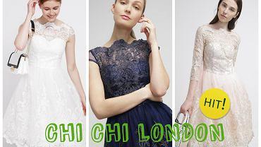 Sukienki na wesele- przegląd najciekawszych modeli od Chi Chi London i nie tylko