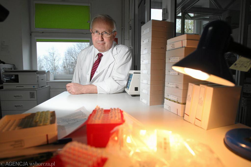 Profesor Jan Lubinski