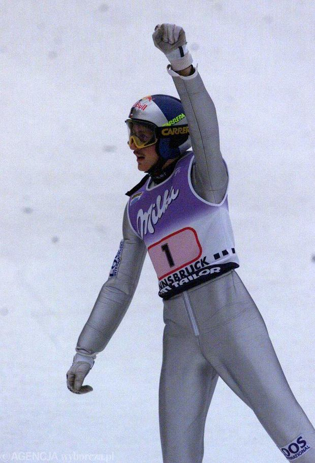 Adam Małysz, Innsbruck 2001