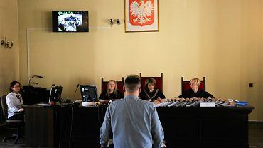 Rozprawa ws. wypadku premier Beaty Szydło. Zdjęcie ilustracyjne