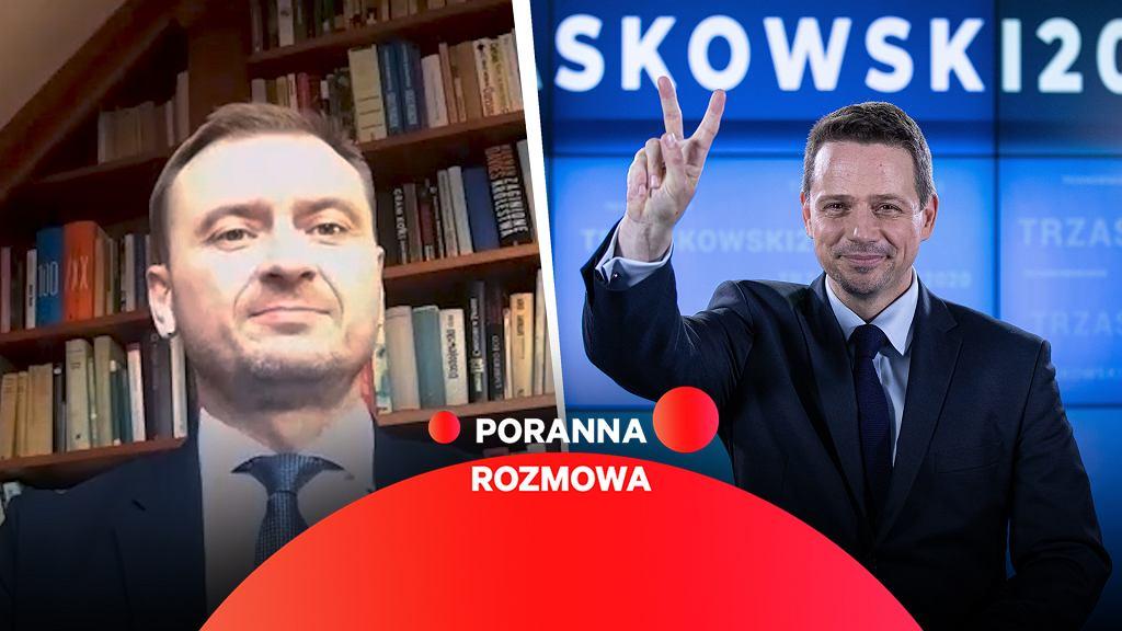 Sławomir Nitras gościem Porannej rozmowy Gazeta.pl