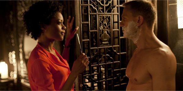 Filmowa Moneypenny zdradza, czy James Bond przespał się z jej bohaterką