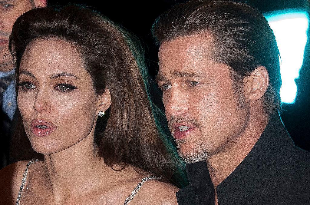 Angelina Jolie, Brad Pitt