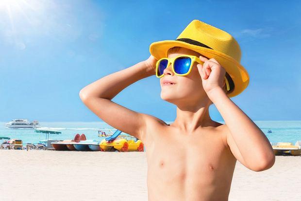 Krem przeciwsłoneczny dla dzieci