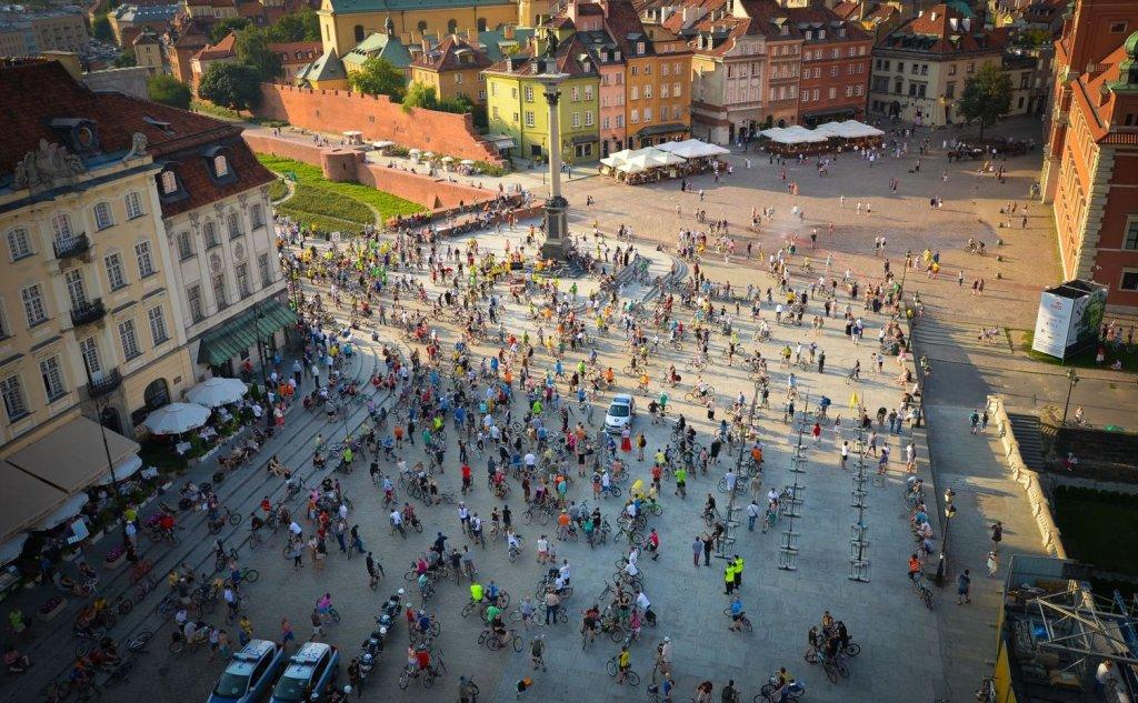 Masa Krytyczna Warszawa