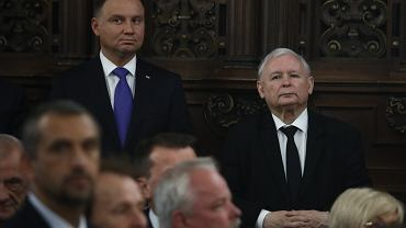 Nieoficjalnie: Andrzej Duda konsultował się z Jarosławem Kaczyńskim ws. nowelizacji Kodeksu Karnego