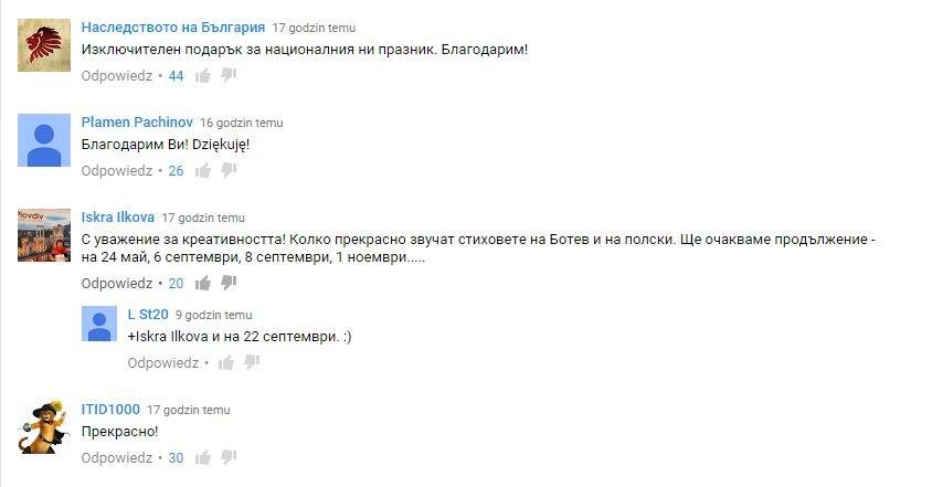 Bułgarzy na YT