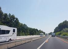Autostrada A4. Możliwe utrudnienia - od 18 lipca zmiany w organizacji ruchu na A4 w woj. opolskim