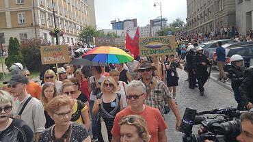 Ruszył Marsz Równości w Białymstoku