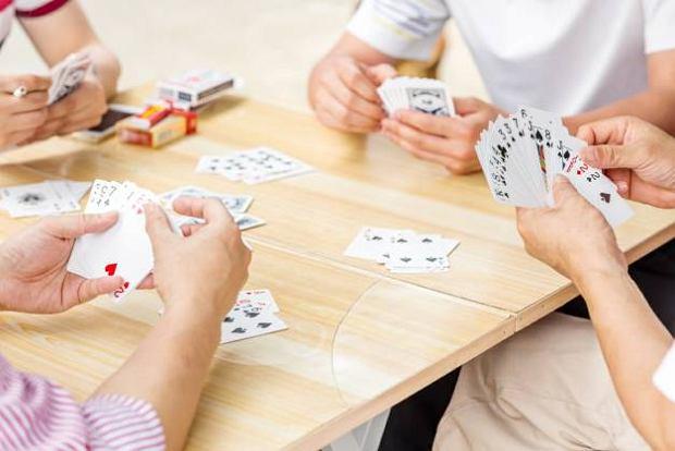 Gra w karty to czas święty - rodzinny