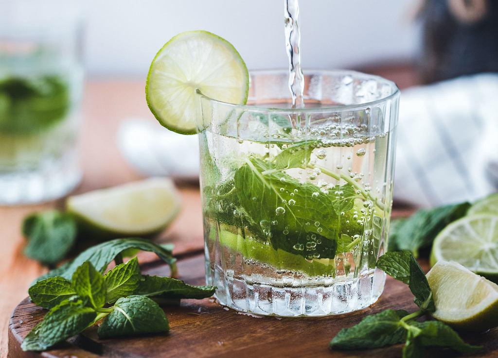 Odchudzająca sassy water